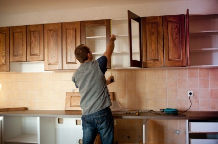 Cabinet refinishing in Charlotte NC
