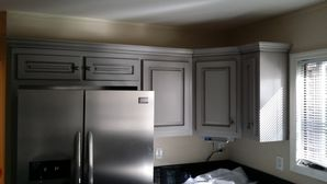 Before & After Cabinet Painting in Charlotte, NC (2)