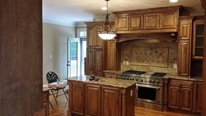 Cabinet Refinishing by Anthony Meggs Painting LLC