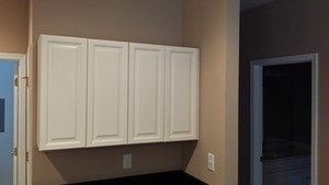 Cabinet Painting by Anthony Meggs Painting LLC